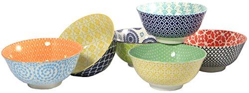Cereal Soup Bowls Set - 9