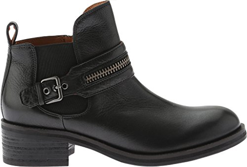 Kenneth Black Leather Penny Women's Souls Gentle Ankle Cole Leather Bootie By HzE1ES