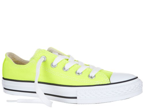 Converse Children's Chuck Taylor® All Star Lo Seasonal,Electric Yellow,US 3 M