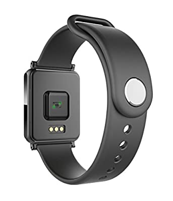 Fitness Tracker with Heart Rate Monitor,Morefit Wireless Bluetooth Touch Screen Smart Watch Healthy Wristband