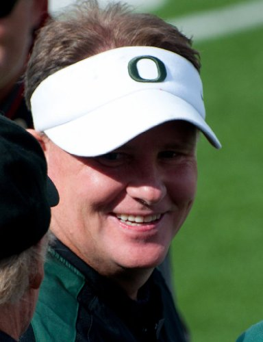 Chip Kelly Oregon Ducks 8x10 Photo - (Mint Condition)