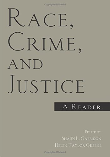 Books : Race, Crime, and Justice: A Reader
