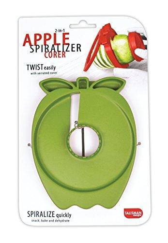Talisman Designs 00539 Apple Spiralizer product image