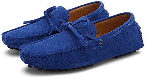 Hombre JOOMRA 38 para 49 1 Real Azul Mocasines Zapatos tqtgwrT6p