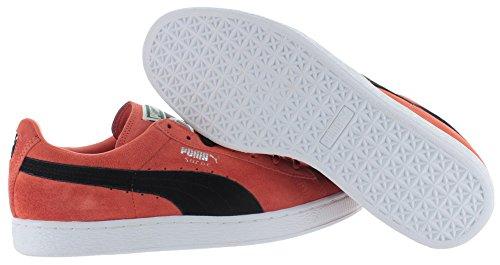 Shoe PUMA Suede Adult Classic Orange wwqTA6