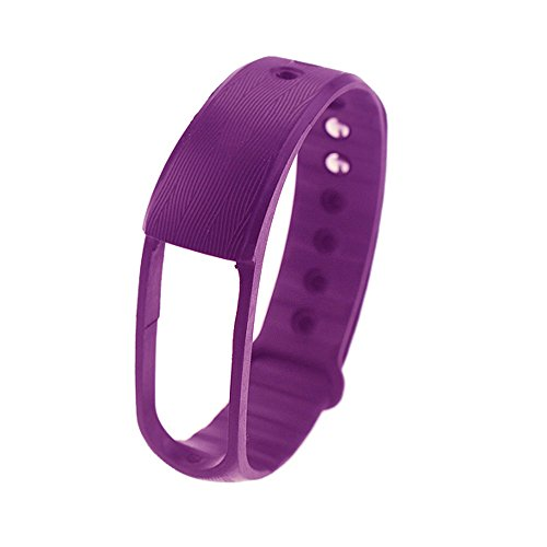 FIT-FIRE Replacement Bands for FIT-FIRE HR TPE Material Band (Purple)