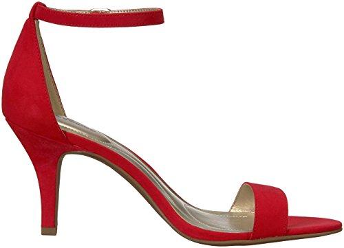 Bandolino Women Heeled Madia Sandal Crimson Zg7vZrqw