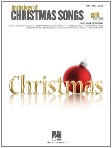 Hal Leonard Anthology Of Christmas Songs- Gold Edition