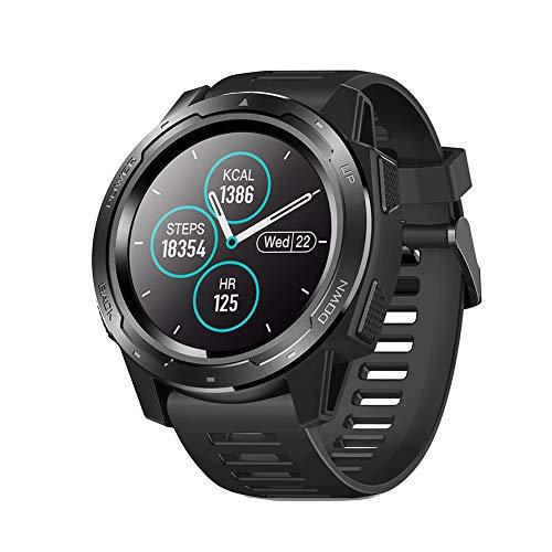 Alicer Smart Watch,Zeblaze Vibe 5 Bluetooth Smartwatch wasserdichter Fitness-Tracker mit Herzfrequenzmesser…