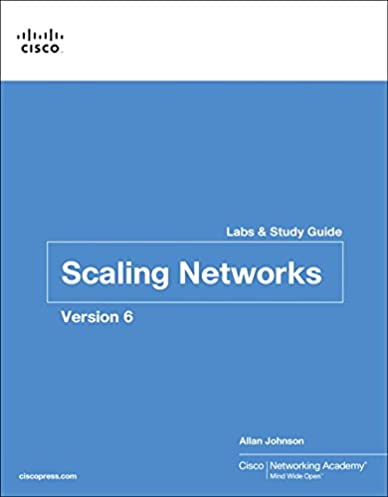 scaling networks v6 labs study guide lab companion rh amazon com Lab Instructor Clip Art Lab Instructor Clip Art