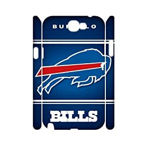 GGMMXO Buffalo Bills Phone 3D Case For Samsung Galaxy Note 2 N7100 [Pattern-5]