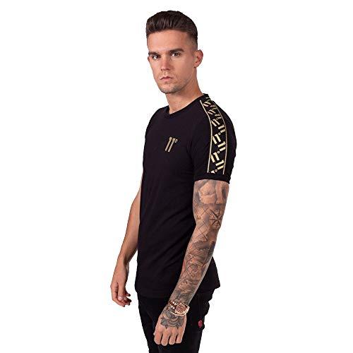 Noir 11 Degrees shirt T Homme x7wIA