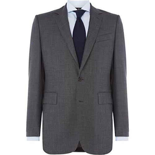 [チェスターバリー] メンズ ジャケット&ブルゾン Sharkskin Albermarle Suit Jacket [並行輸入品] B07861SZMB 48 Regular