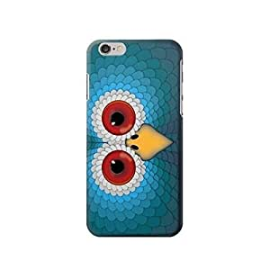 """Owl 4.7 inches Iphone 6 Case,fashion design image custom iPhone 6 4.7 inches case,durable iphone 6 hard 3D case cover for iphone 6 4.7"""", iPhone 6 Full Wrap Case"""
