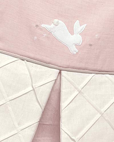 Mamas & Papas Nappy Stacker, Nursery Accessories - Welcome to The World Pink by Mamas & Papas (Image #1)