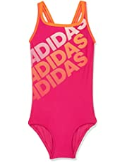 adidas Girls' One Piece Lin