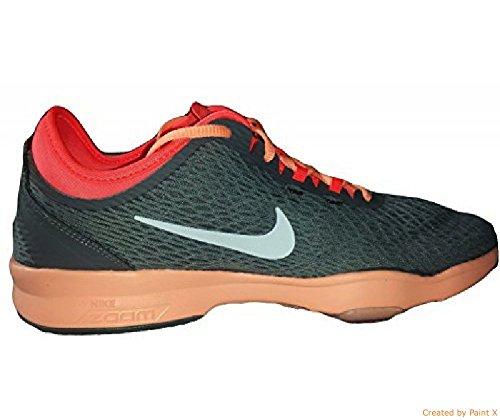 Nike Zoom Fit Kvinna Crosstraining Sneakers 9,5 Oss