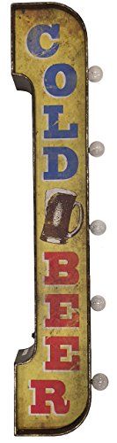 Cold Beer Sign - 9