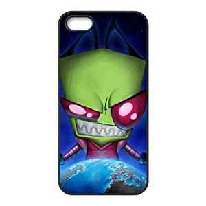 Earth Invader Cell Phone Case For Sam Sung Galaxy S4 I9500 Cover