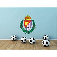 fan products of Real Valladolid FC Spain Soccer Football Sport Art Wall Decor Sticker 25