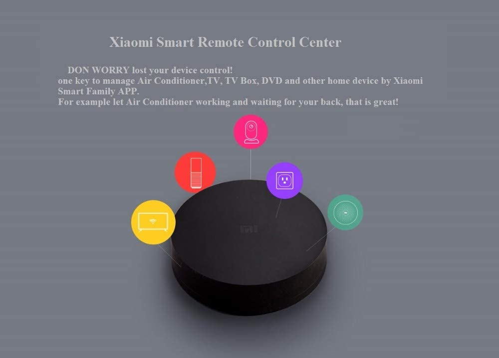 Origine Xiaomi Remote Control, Universal por Infrarrojos ...