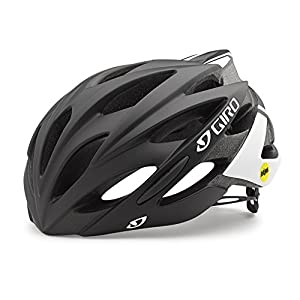 Giro Savant MIPS Helmet (Black/White, X Large (61 65 cm))