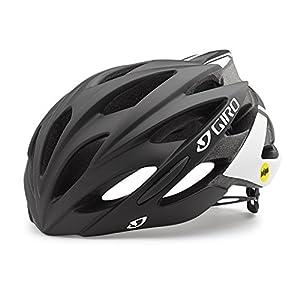 Giro Savant MIPS Helmet (Black/White, Medium (55 59 cm)