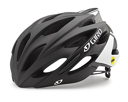 Giro Savant MIPS Helmet (Black/White, Medium (55 59 cm)