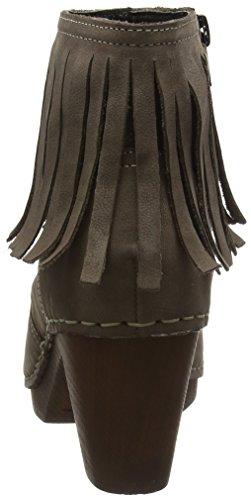 Manitu 961579, Botines para Mujer Beige - Beige (cashmere)