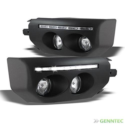 fj cruiser bumper fog lights - 1