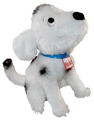 MerryMakers Rocket Learned Plush 9 Inch