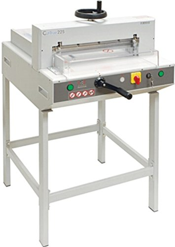 FORMAX Cut-True 22S Semi-Automatic Guillotine Cutter, 16.9