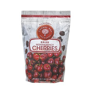 Dried Montmorency Tart Cherries (24oz bag) by Cherry Bay Orchards (Image #2)