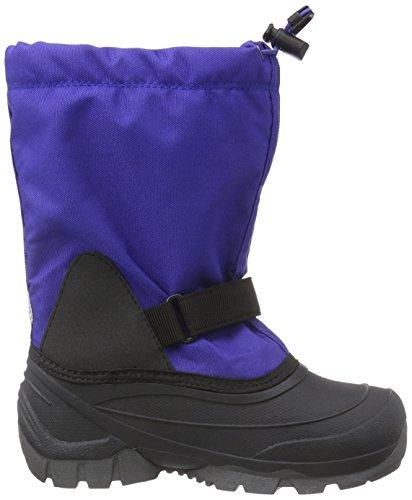 Kamik Boots Cob Kids NK8237 Cobalt Blue Snow Unisex wqOHq6