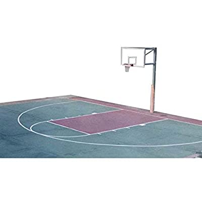 Easy Court Premium Basketball Court Marking Stencil Kit