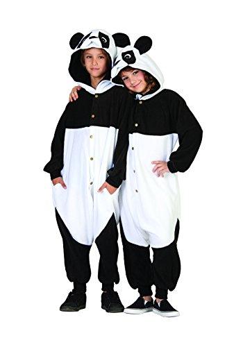 RG Costumes 40213 Funsies' Parker Panda, Child Medium/Size 8-10 ()