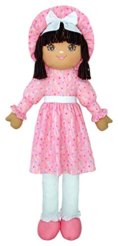 Anico Well Made Play Doll For Children Life Size Sweetie Mine, Hispanic, 43