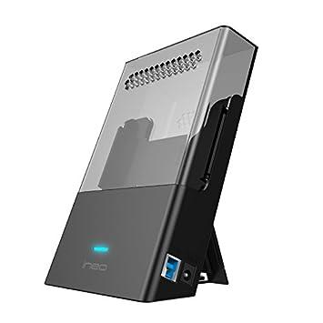 Estación de carga de disco duro externo USB 3.0 a SATA: Amazon.es ...
