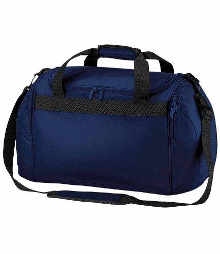 Bagbase - Bolsa deportiva de viaje modelo Freestyle (26 Litros) Azul marino