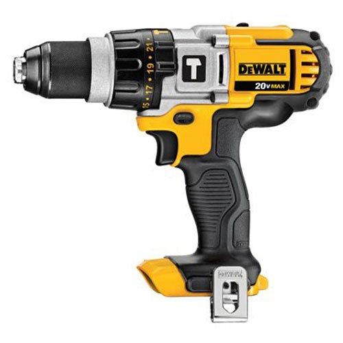 DEWALT-DCD985B-20-Volt-MAX-Lithium-Ion-12-Inch-Hammer-DrillDrill-Driver