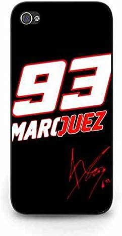 Marc Marquez Logo étui de téléphone Apple iPhone 5C,Coque En ...