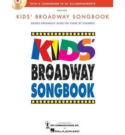 Kids' Broadway Songbook (Book/CD) (Vocal Collection) (Mixed media product) - Common