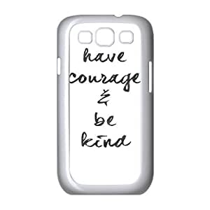 Positive Inspirational Quotes Samsung Galaxy S3 Case White Yearinspace957427