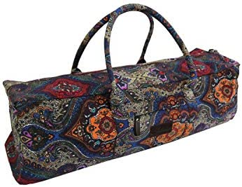 Galeano Duffel Patterned Canvas Celestial product image