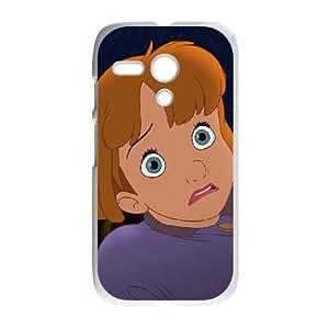 Motorola G Cell Phone Case White Disney Return to Never Land Character Jane 005 YWU9251213KSL