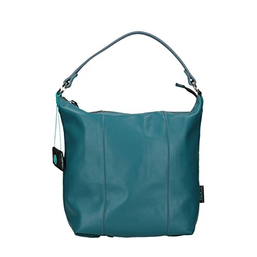 Gabs Sofia shoulder bag trasformable escudo light blue