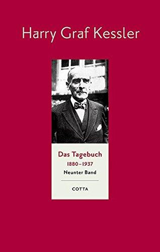 Das Tagebuch 1880-1937. Band 9: 1926 - 1937