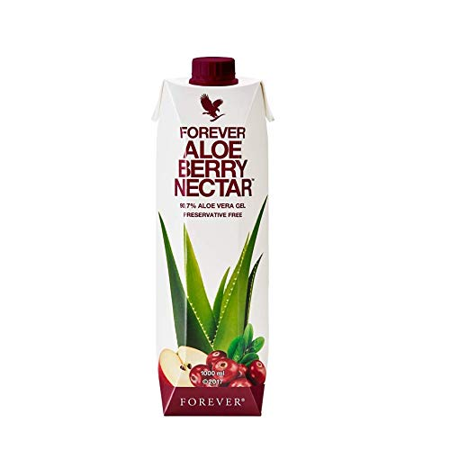 Forever Living Aloe Berry Nectar 33.8 fl oz (Benefits Of Forever Aloe Vera Berry Nectar)