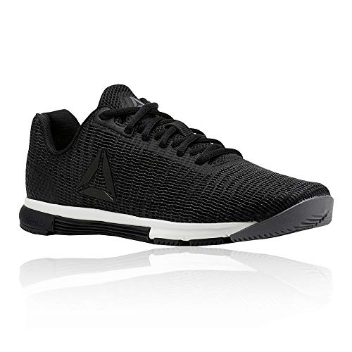 Reebok Speed TR Flexweave Women's Training Shoes - AW18-9.5 - Black by Reebok