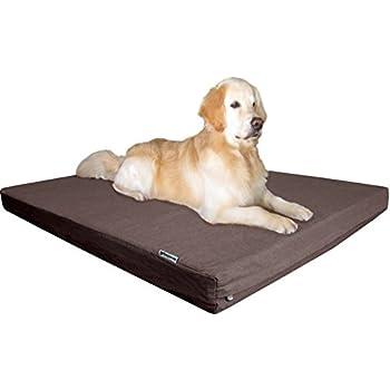 Amazon.com : Dogbed4less Orthopedic XXL Memory Foam Dog